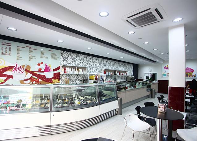 Reforma de local comercial para familia de heladeros alicante - Reforma local comercial ...
